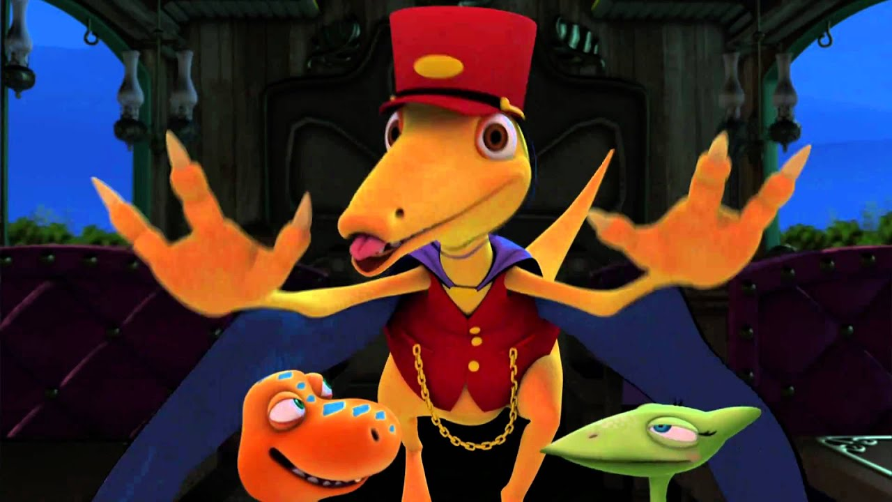 Halloween Promo Dinosaur Train The Jim Henson Company
