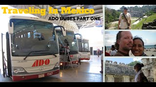 Video Traveling In Mexico - ADO Buses Part One download MP3, 3GP, MP4, WEBM, AVI, FLV April 2018