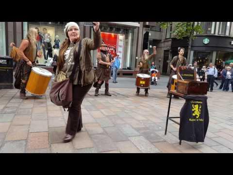 Clanadonia in Glasgow 2016