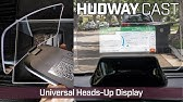 How to Install HUDWAY CAST for any car - YouTube