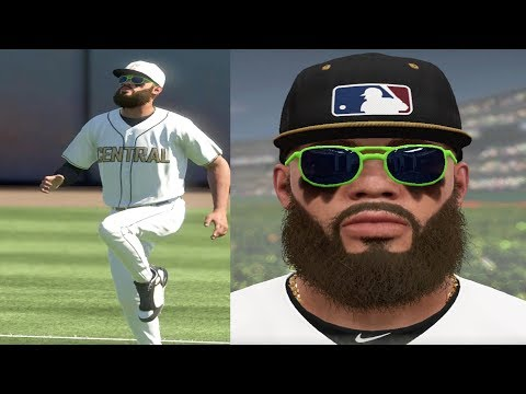 THE CREATION OF TOKE NASTY  MLB THE SHOW 18 ROAD TO THE SHOW EPISODE 1