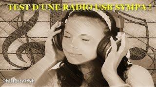 [Review]* Radio digitale USB pour écouter la FM et les MP3