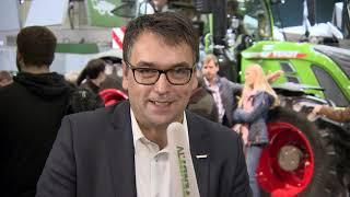 Agritechnica 2019: Zuschauer fragen Roland Schmidt