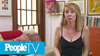 Actress Amy Hargreaves Of 'Homeland' & '13 Reasons Why' On Her Rescue Dog | Puparazzi | PeopleTV