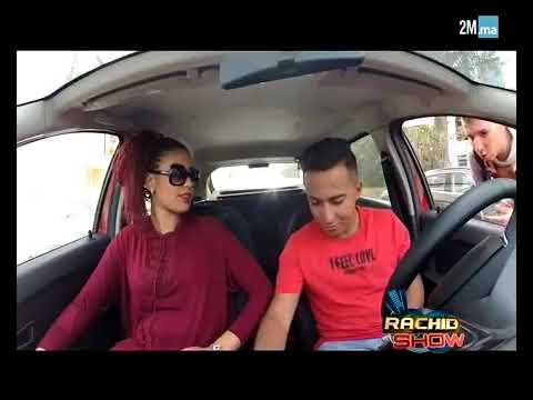 أيمن السرحاني يشتغل سائق تاكسي في الدار البيضاء في 'رشيد شو'