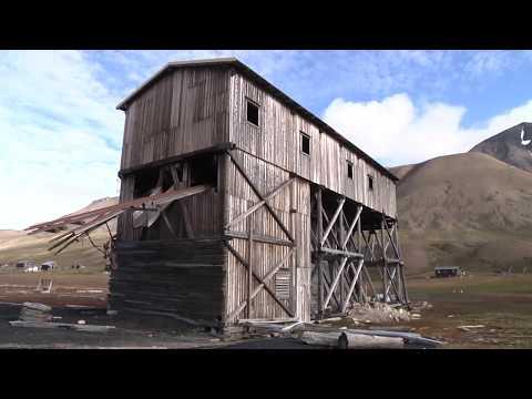 Industrial Heritage on Svalbard
