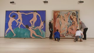 Walk the Painting (S2, E5) | AT THE MUSEUM