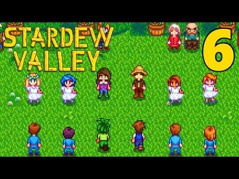 where is flower dance stardew valley