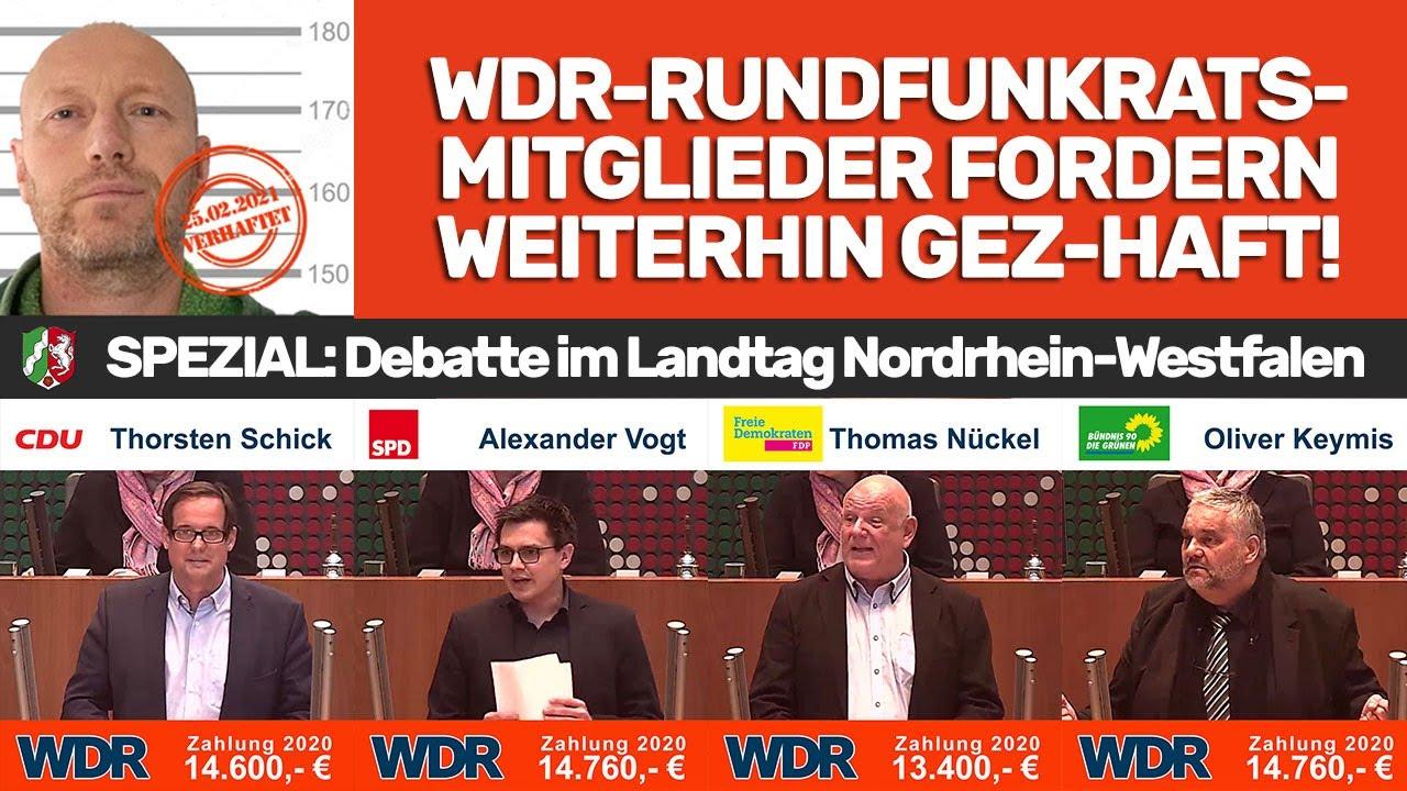 NRW-Landtag spricht über Georg Thiel – und der WDR bezahlt die Redner