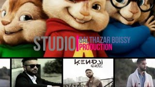 Kendji Girac / Soprano - No Me Mirès Màs [Version Chipmunks]