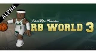ROBLOX RB World 3 - OST #3