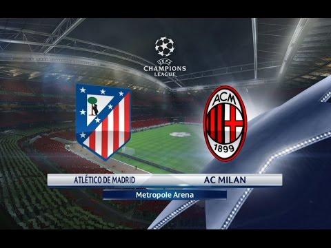 FINAL UEFA CHAMPIONS LEAGUE 2022 MILAN VS ATLÉTICO DE ...