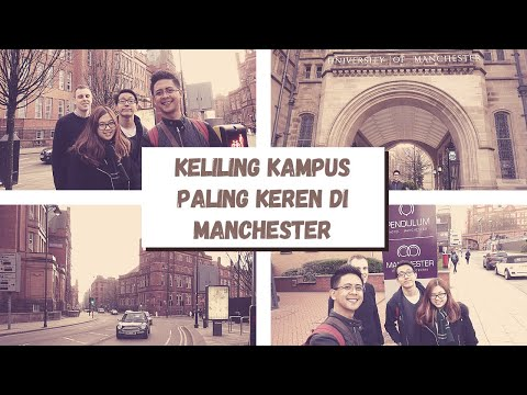 Campus Tour @The University of Manchester