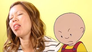 Moms Share Their Undying Hatred For Caillou