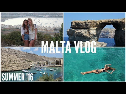 4 Days in MALTA || Travel Vlog
