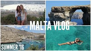 4 Days in MALTA || Travel Vlog