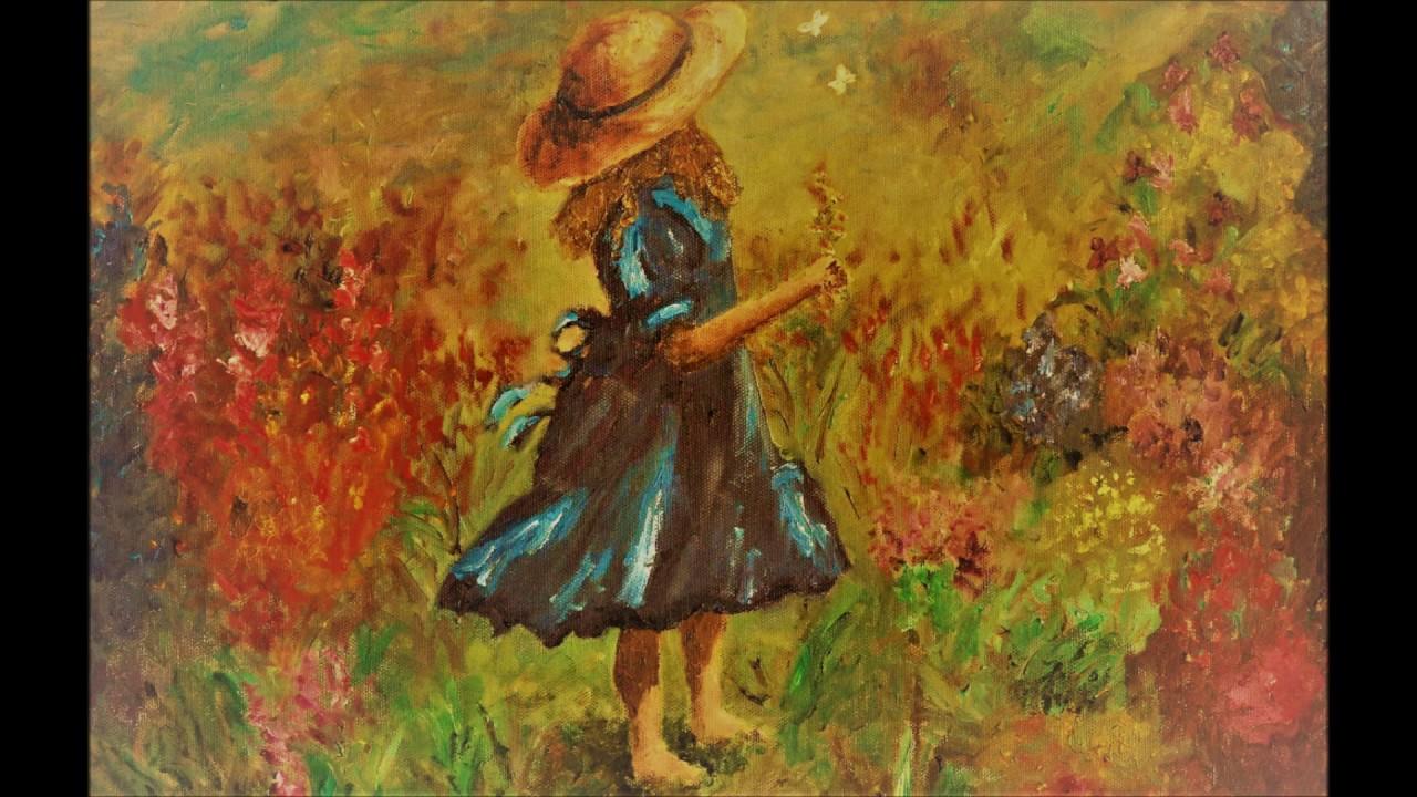 In The Garden by Brad Paisley w/lyrics - YouTube