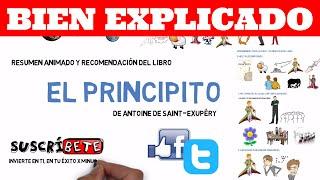 EL PRINCIPITO DE ANTOINE DE SAINT-EXUPÉRY – RESUMEN ANIMADO