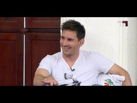 Lionel Messi Interview - 2016 [HD] - YouTube