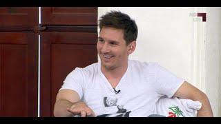 vuclip Lionel Messi Interview - 2016 [HD]
