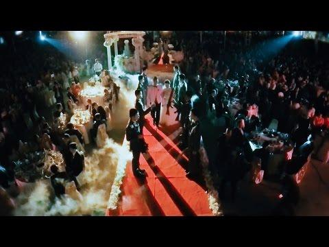 [Teaser] New & Bird wedding film - Arch of Swords Ceremony [Longest of Thailand] by Basman film -