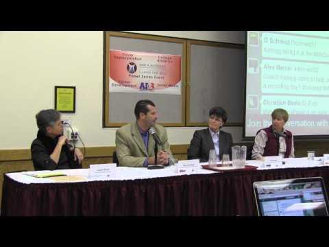 College Athletics Panel Recap 11/8/12