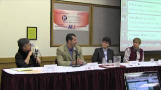 College Athletics Panel Recap 11/8/12