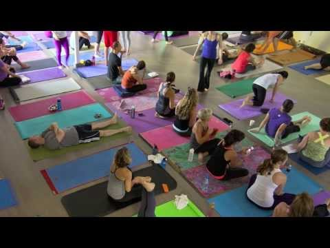 You and the Mat ~ A Brand New Yoga & Art Experience