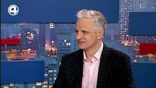 """Передача """"Стенд"""": интервью с Еленой Коротковой, Директором Фонда"""