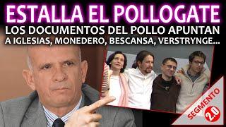 💥ESTALLA EL POLLOGATE💥: Complot CHAVISTA para controlar España