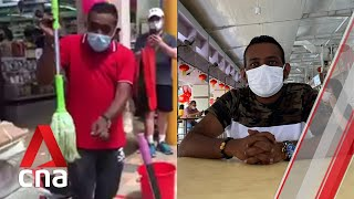 Singaporean Indian man who sells mops in Mandarin and Hokkien speaks another 9 languages, dialects