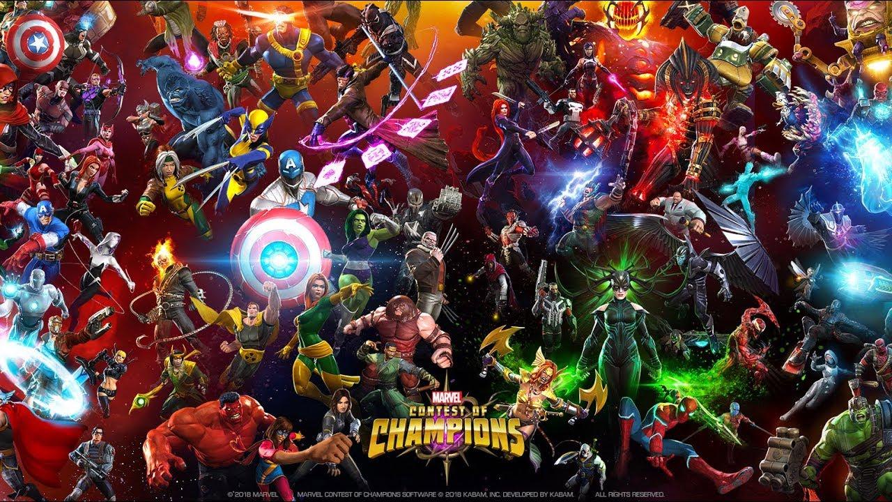 Celebrate Marvel Contest of Champions' 4th Anniversary!