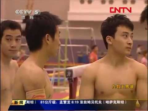Chinese men team is well prepared for the 2011 Tokyo Artistic Gymnastics World Championships 3