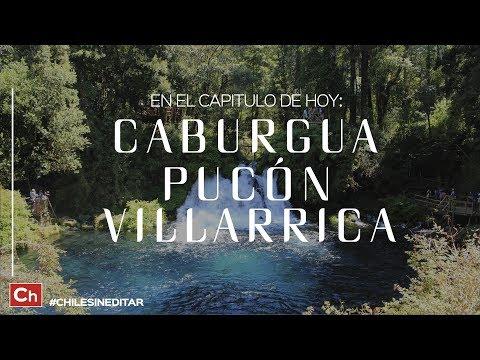 Pucón, Caburgua y Villarrica