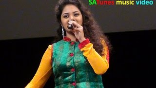 Bangla New Song 2017 | Bojhena Shey Bojhena | Singer: Anwesha | SATunes Music