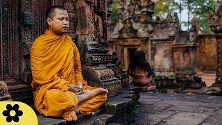 Música de Meditação Tibetana, Música relaxante de meditação, Yoga, Batimentos binaurais, ✿3250C