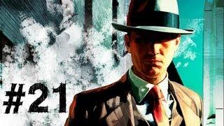 LA Noire Gameplay Walkthrough Part 21 - The White Shoe Slaying