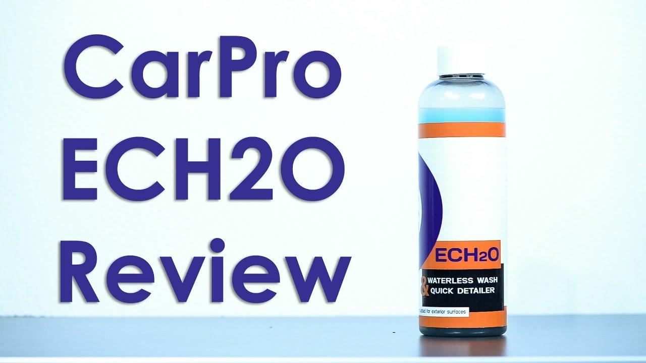 Carpro Ech2o Review Youtube