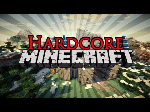 Lets Get Hardcore! 005 - Desert Village [Minecraft]