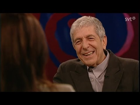 Interview with Leonard Cohen and Anjani Thomas