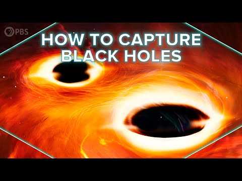 How To Capture Black Holes