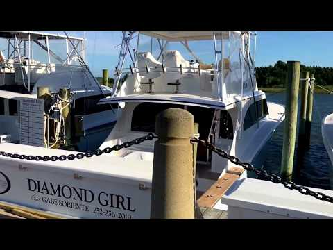 Morehead City NC Downtown Waterfront Video Tour