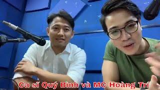 Ca sĩ Quý Bình giao lưu với thính giả Bolero Cuối Tuần 18/05/2019