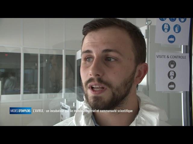 Modes d'emploi - AVRUL, l'incubateur de l'université de Limoges