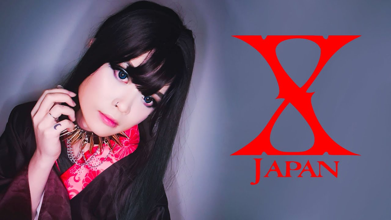 X JAPAN『Silent Jealousy』ギターソロ Guitar Solo by Kai (Esprit D'Air)