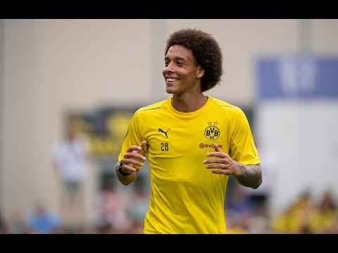 Axel Witsel beim BVB | Sein erstes Training in voller Länge | ReLIVE