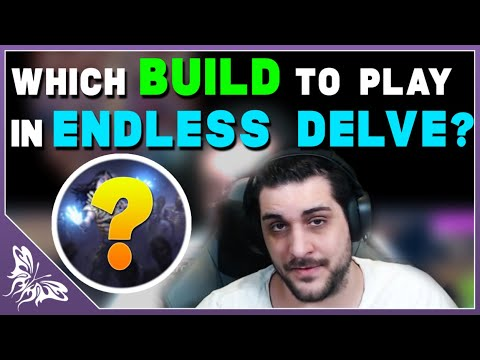Best Builds For Endless Delve Discussion Path Of Exile Youtube