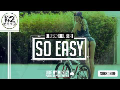 Smooth Rap Beat Positive Freestyle Hip Hop Instrumental 2016 - SO EASY | Prod. Ear2ThaBeat