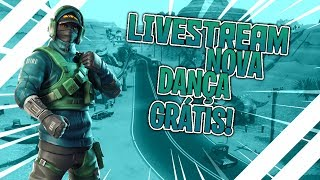 FORTNITE WITH ALL SUBS-CHRISTMAS GIVEAWAY SOON-#RUSH3K-LIVESTREAM #164