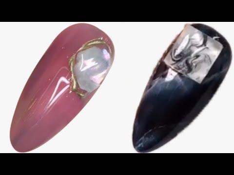 The Best Nail Art Designs Compilation #196 - Nail Art Design Tutorial thumbnail